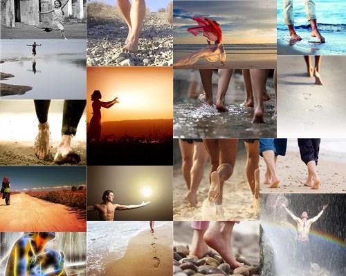 Collage conoscere il corpo