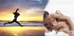 Coppia sessualità e gioia di esprimersi