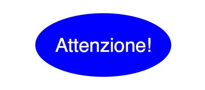 Attenzione-Metodo dr Succi